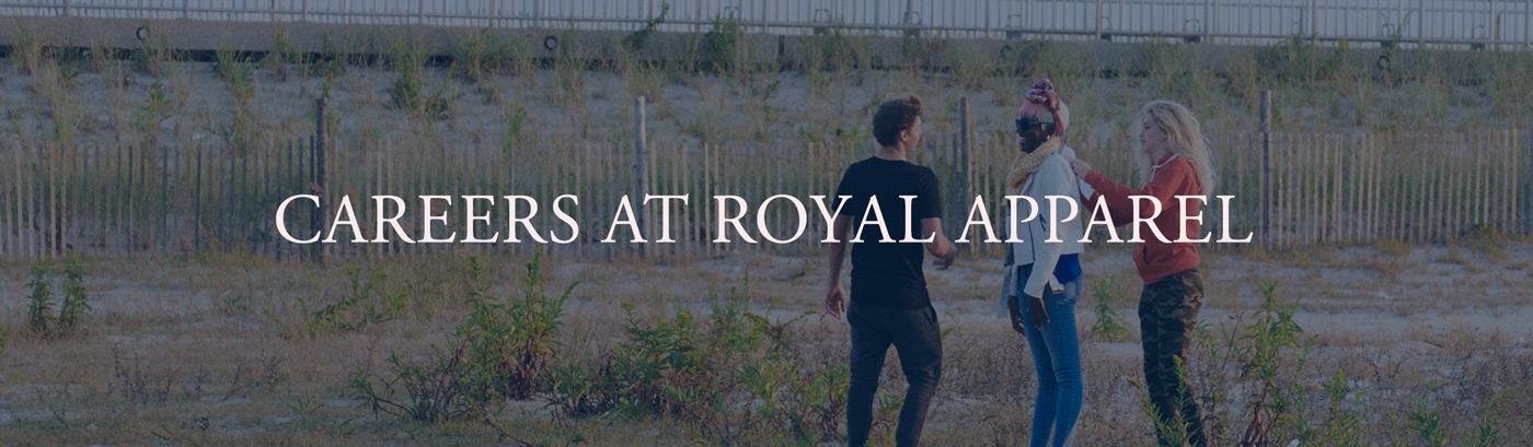 Jobs at Royal Apparel