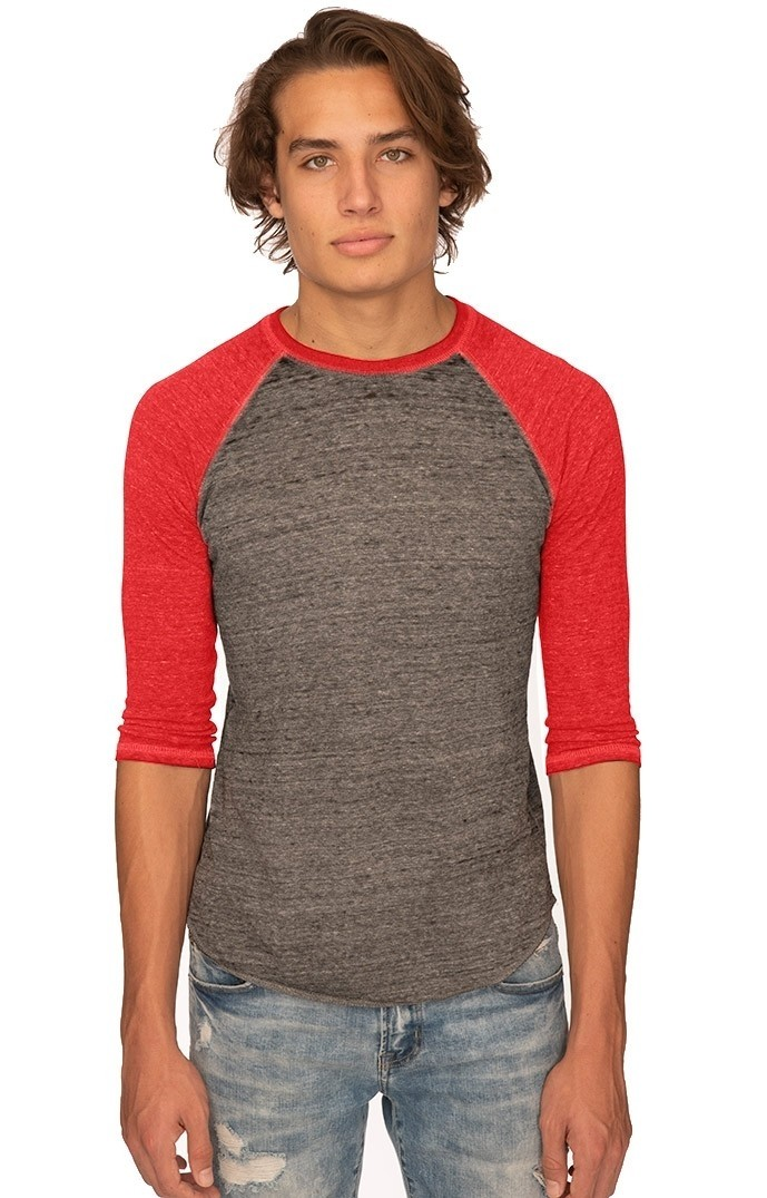 wholesale raglan shirts