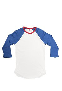 Infant Americana Raglan Baseball Shirt