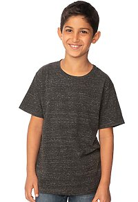 Youth eco Triblend Short Sleeve Tee