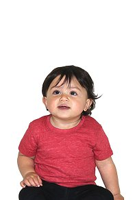 Infant eco Triblend Short Sleeve Tee