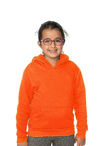 Youth Fashion Fleece Neon Pullover Hoodie
