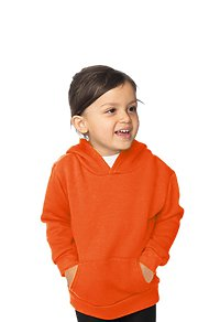 Toddler Fashion Fleece Neon Pullover Hoodie