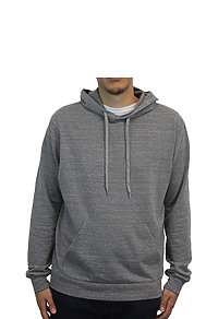 Unisex eco Triblend French Terry Pullover Hoody