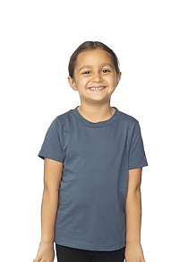 Toddler Organic Short Sleeve Crew Tee